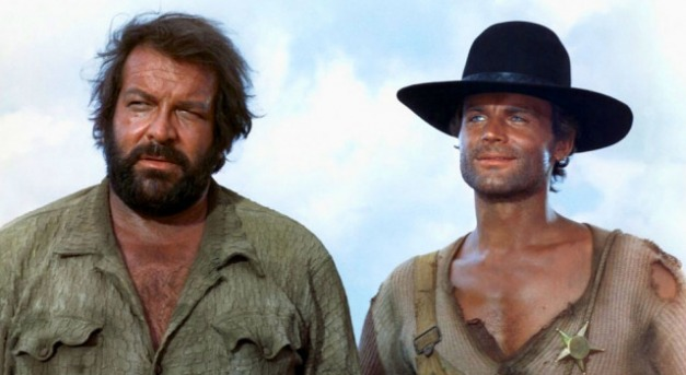 Bud Spencer után Terence Hill is múzeumot kap